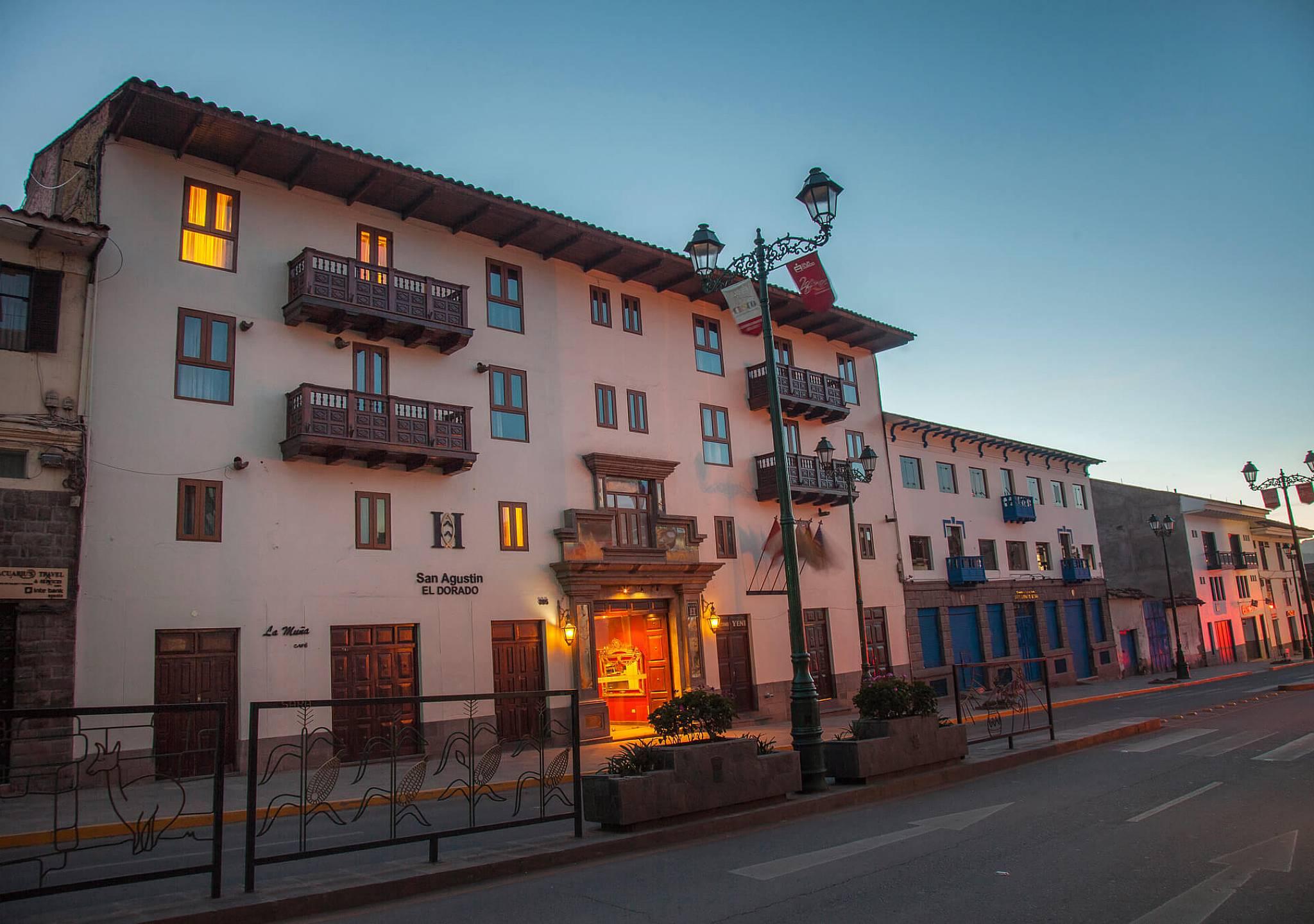 Hotel San Agustin El Dorado Cusco Peru