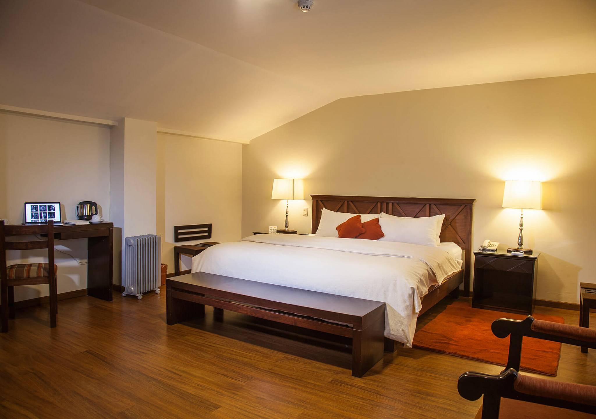 Welcome. Hotel San Agustín El Dorado
