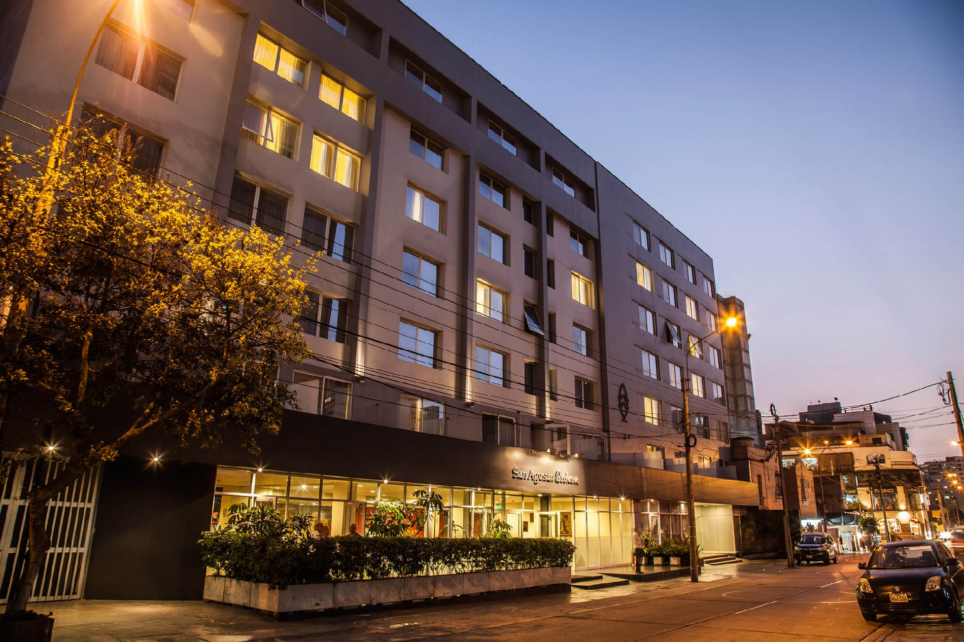 Hotel San Agustin Exclusive Miraflores Lima Official