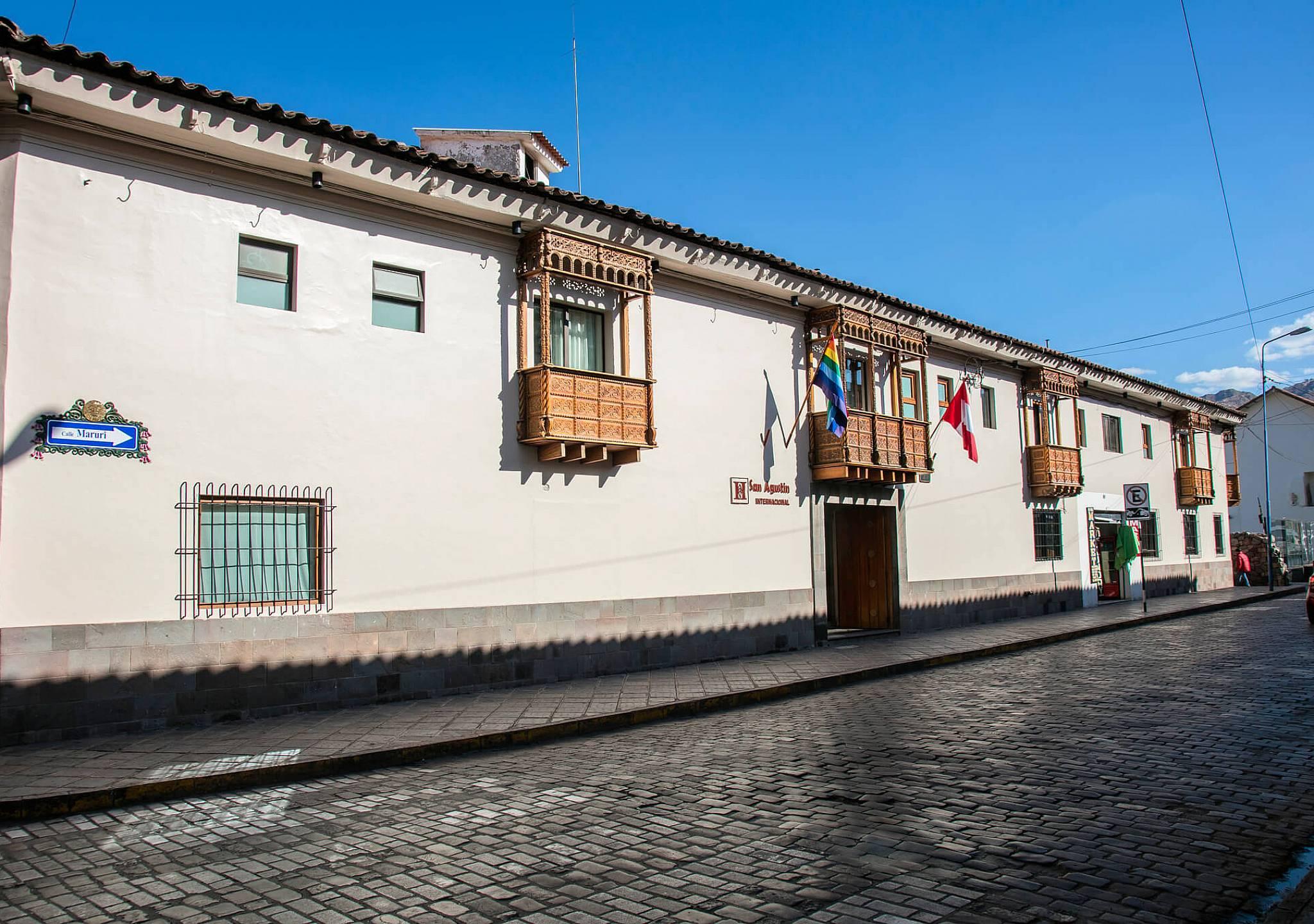 hotel san agustin internacional cusco official web site best price