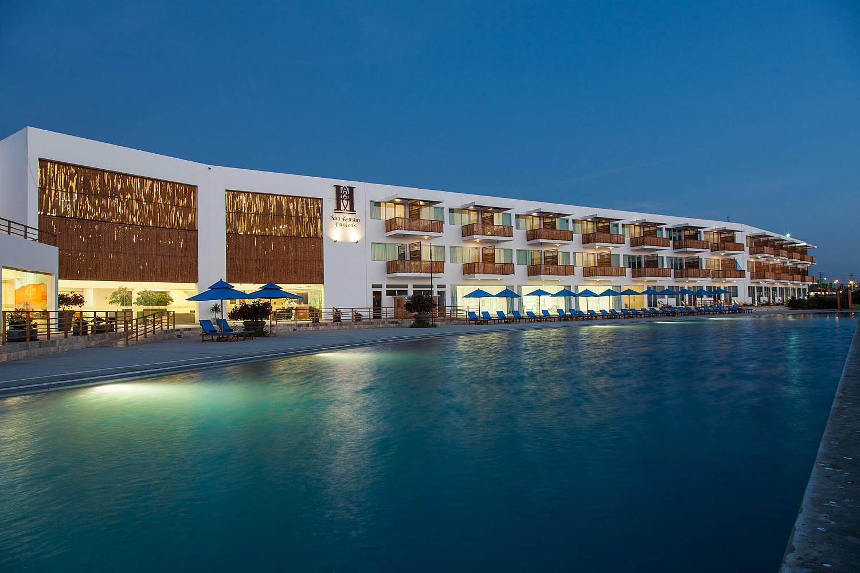 Photo gallery hotel san agustin paracas ica for Hoteles en paracas