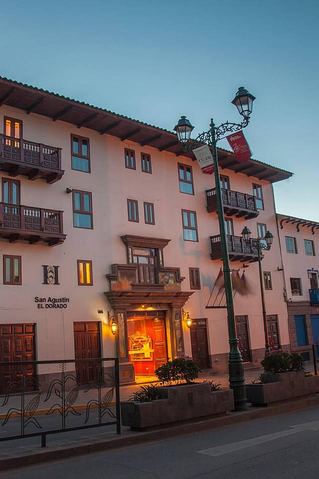 Hotel San Agustin El Dorado Center Of